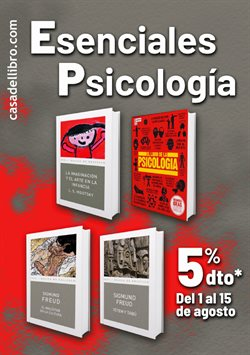 Ofertas de Libros y papelerías  en el folleto de Casa del Libro en Fuenlabrada