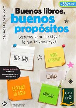 Ofertas de Libros y papelerías  en el folleto de Casa del Libro en Córdoba