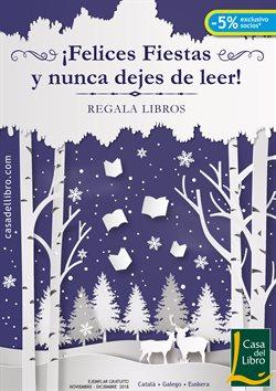 Ofertas de Libros y papelerías  en el folleto de Casa del Libro en Valladolid