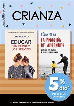 Ofertas de Libros y papelerías  en el folleto de Casa del Libro en Madrid