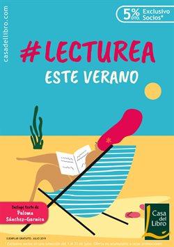 Ofertas de Casa del Libro  en el folleto de Sevilla