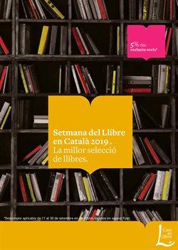 Ofertas de Libros y papelerías  en el folleto de Casa del Libro en Mataró
