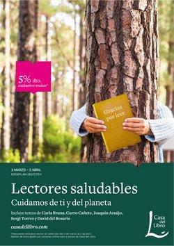 Ofertas de Libros y Papelerías en el catálogo de Casa del Libro en Moncada ( 2 días más )