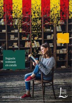 Ofertas de Libros y Papelerías en el catálogo de Casa del Libro en Mairena del Alcor ( 4 días más )