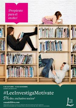 Catálogo Casa del Libro en Gijón ( 26 días más )