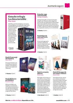 Ofertas de Novelas en Casa del Libro