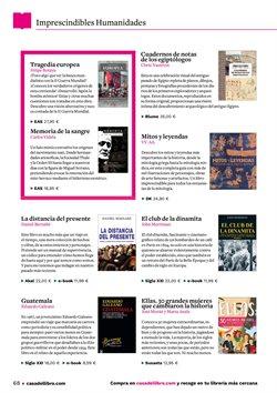 Ofertas de Cuadernos en Casa del Libro
