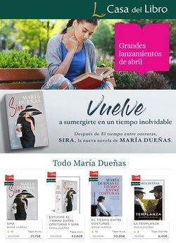 Catálogo Casa del Libro ( 11 días más)