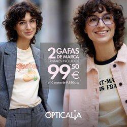 Ofertas de Salud y Ópticas en el catálogo de Opticalia ( 16 días más)