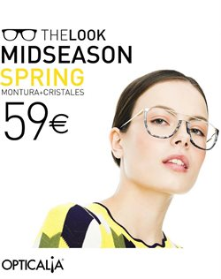Ofertas de Opticalia  en el folleto de Barcelona