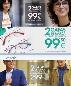 Ofertas de Salud y Ópticas en el catálogo de Opticalia ( 11 días más)