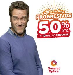 Ofertas de Salud y ópticas  en el folleto de General Óptica en Ponferrada
