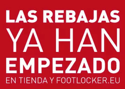 Ofertas de Foot Locker  en el folleto de Madrid