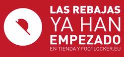 Cupón Foot Locker en Valencia ( 24 días más )