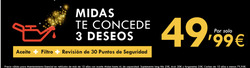 Ofertas de Midas  en el folleto de León