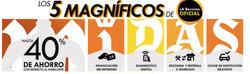 Ofertas de Midas  en el folleto de Barcelona