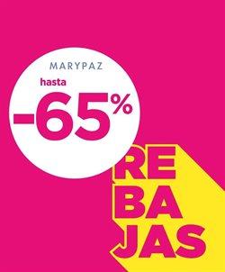 Ofertas de MARYPAZ  en el folleto de Valladolid