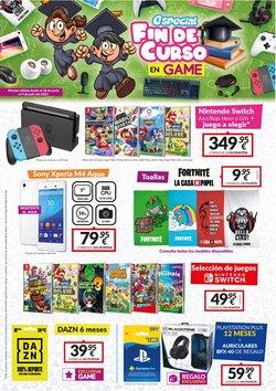 Catálogo Game ( Publicado ayer)