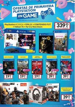 Catálogo Game ( 11 días más)