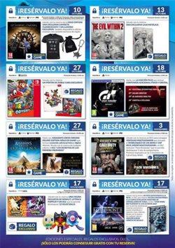 Ofertas de Game  en el folleto de Madrid