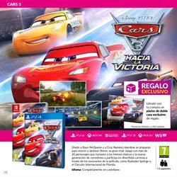 Ofertas de Cars  en el folleto de Game en Madrid