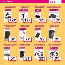 Ofertas de Funda de móvil  en el folleto de Game en Madrid