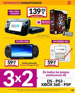 Ofertas de PlayStation  en el folleto de Game en León