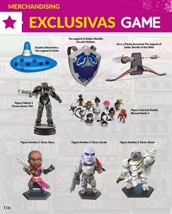Ofertas de Instrumentos musicales  en el folleto de Game en Madrid