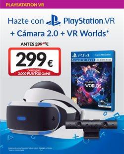 Ofertas de PlayStation  en el folleto de Game en León