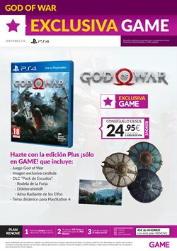 Ofertas de Game  en el folleto de Madrid