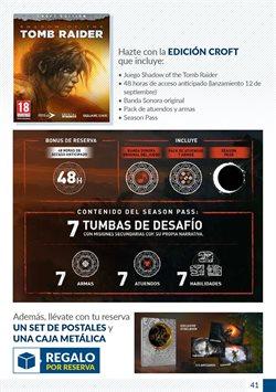 Ofertas de Videojuegos  en el folleto de Game en Jerez de la Frontera