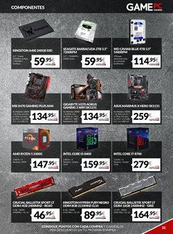 Ofertas de Kingston  en el folleto de Game en León
