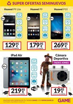 Ofertas de Huawei  en el folleto de Game en Vecindario