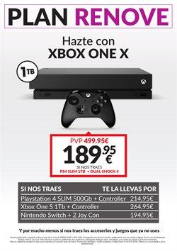 Ofertas de Xbox One  en el folleto de Game en Jerez de la Frontera