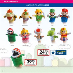 Ofertas de Muñecos  en el folleto de Game en Las Palmas de Gran Canaria