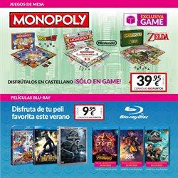 Ofertas de Juguetes  en el folleto de Game en Motril