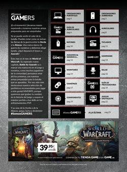 Ofertas de Auriculares  en el folleto de Game en Madrid