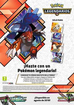 Ofertas de Figuras de acción en el folleto de Game en Vigo c1045f5e43c