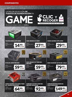 Ofertas de Accesorios informática  en el folleto de Game en León