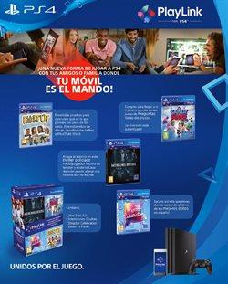 Ofertas de PS4  en el folleto de Game en Madrid