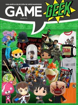 Ofertas de Game  en el folleto de Getafe