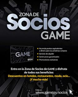 Ofertas de Game  en el folleto de Algeciras