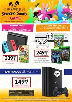 Ofertas de Game  en el folleto de Telde