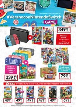 Catálogo Game ( 12 días más)