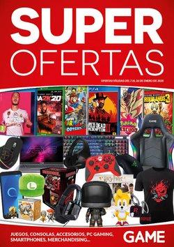 Ofertas de Game  en el folleto de Granada