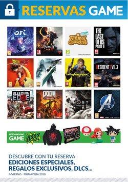 Catálogo Game en Fuenlabrada ( 11 días más )