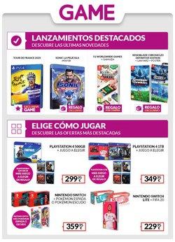 Ofertas de Informática y Electrónica en el catálogo de Game en Almería ( Caduca hoy )