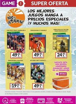 Ofertas de Informática y Electrónica en el catálogo de Game en Pego ( Más de un mes )