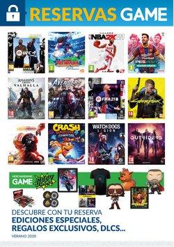 Catálogo Game en Ontinyent ( Más de un mes )