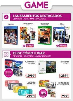 Ofertas de Informática y Electrónica en el catálogo de Game en Castilleja de la Cuesta ( 2 días más )
